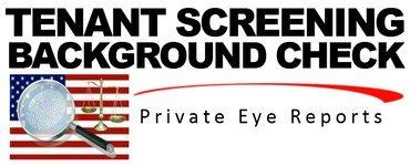 Tenant Screening Background Check